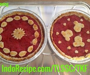 Summer Pie - Rosy Crabapple Pie