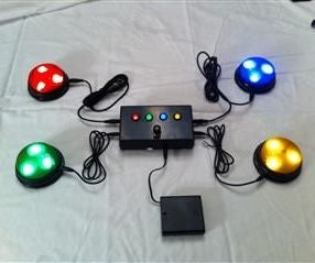 DIY Arduino Game Show Buttons