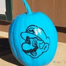 How to Paint a Pumkin