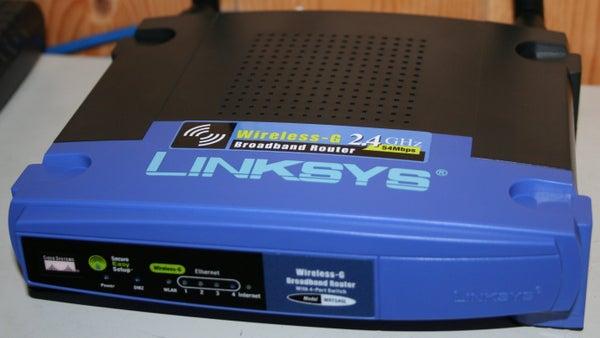 Upgrade a Home Router.