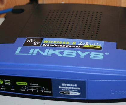 Upgrade a Home Router.