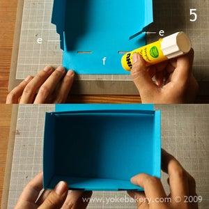 Glue Bottom Flap