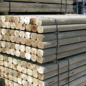 Diy Log Bench