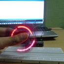 Hall Effect Sensor on Arduino Using Fidget Spinner