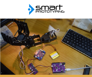 Control a Robotic Arm With Zio Modules Part 1