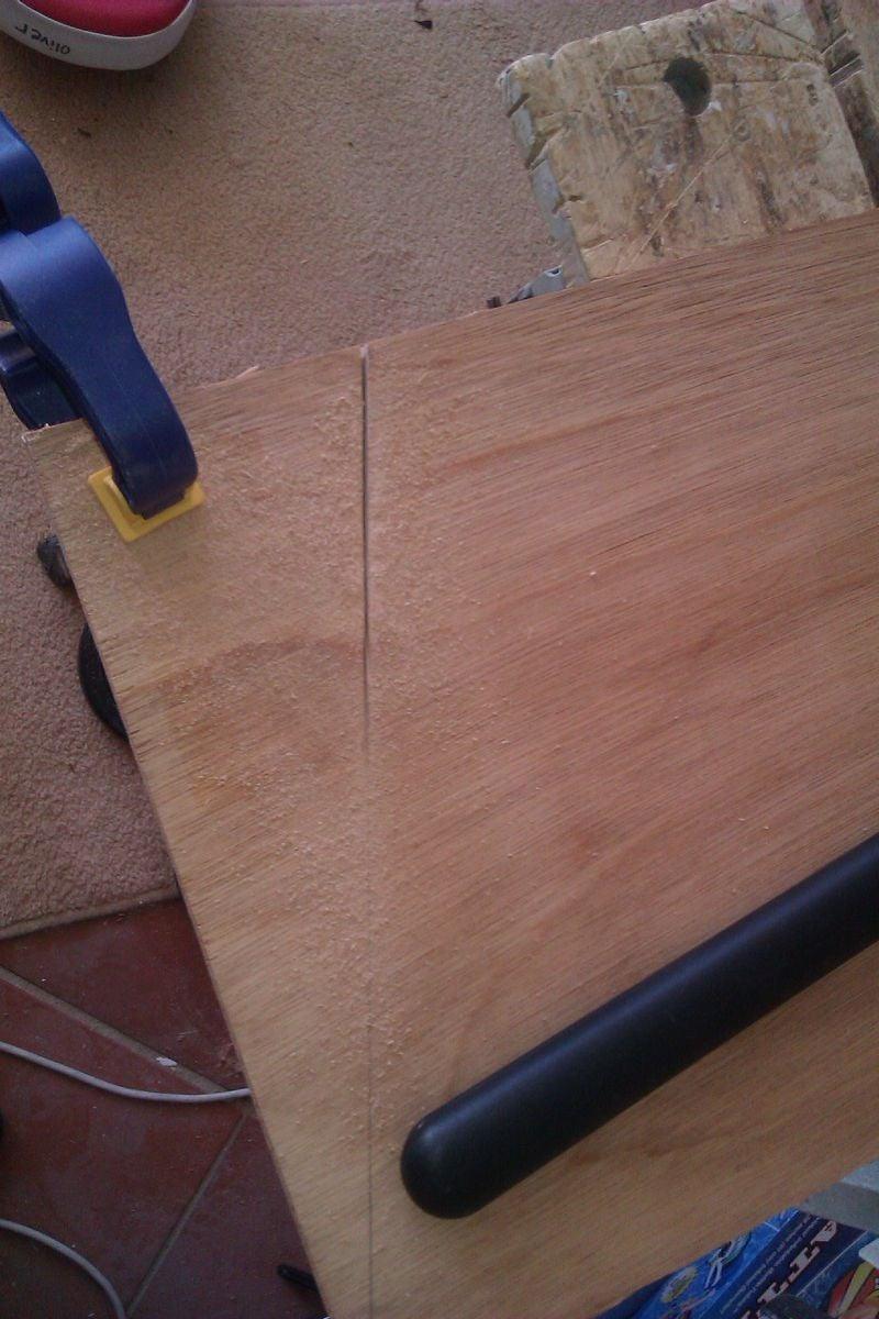 Make Plywood Sides