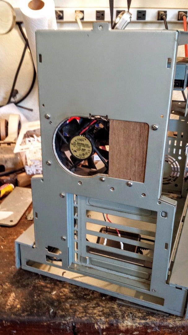 Adding a Case Fan