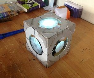 Portal Discouragement Redirection Cube Light