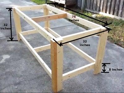Build the Frame.