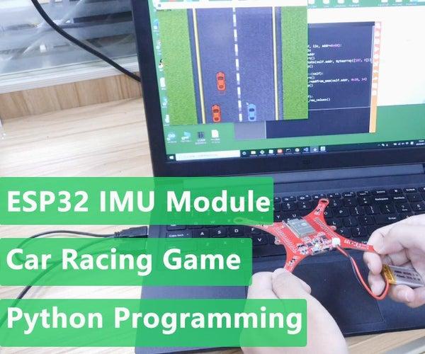 Car Rasing--Python Application