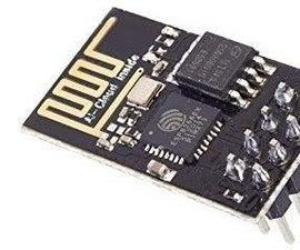 Restore or Upgrade Firmware on ESP8266 (ESP-01) Module Using Arduino UNO