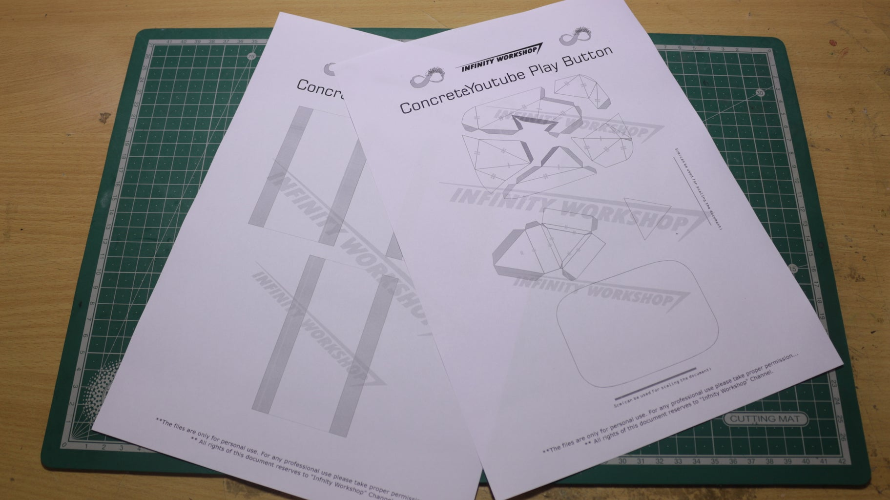 Making the Templates...