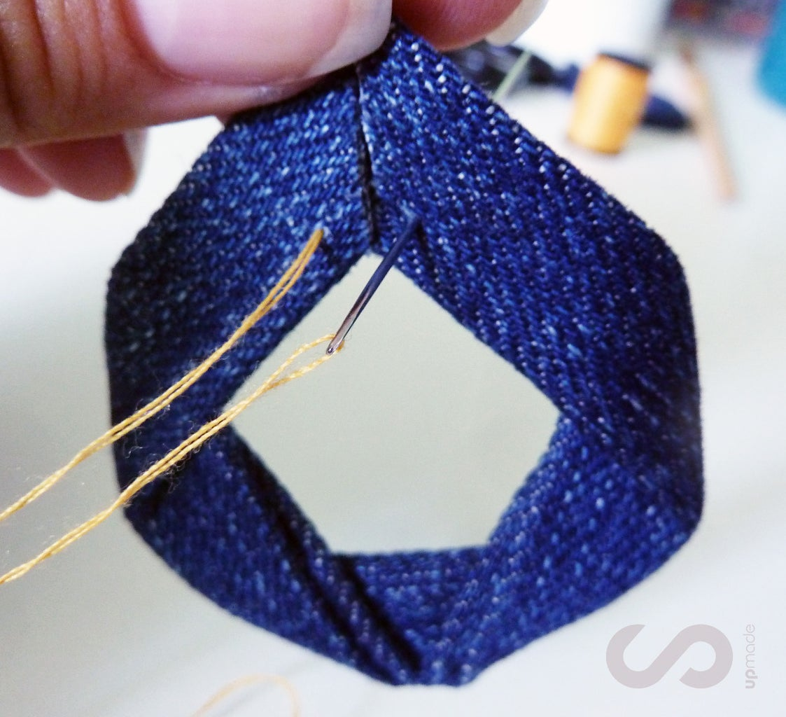 Stitch Ends Together