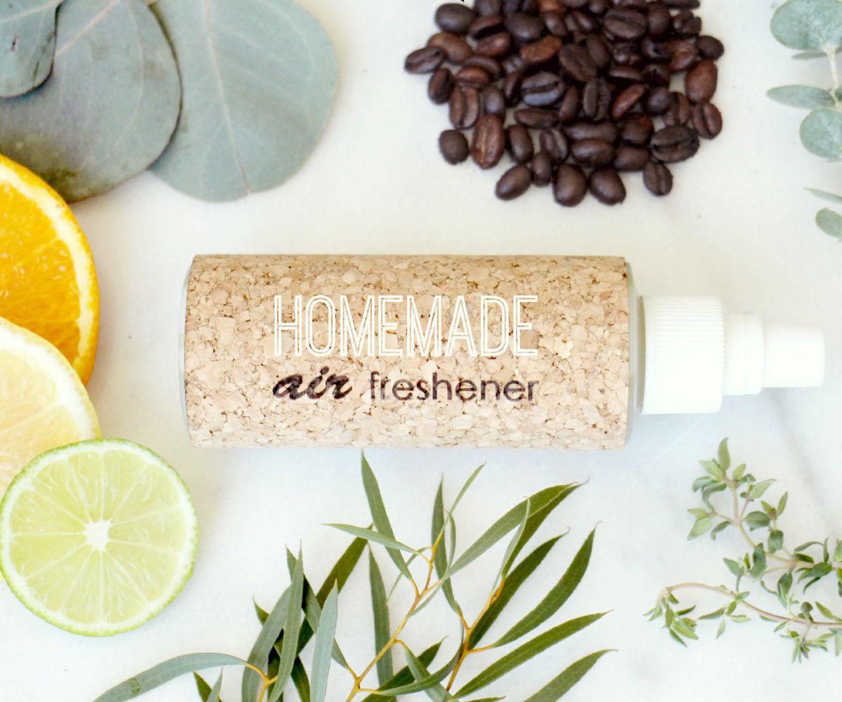 Homemade Air Freshener