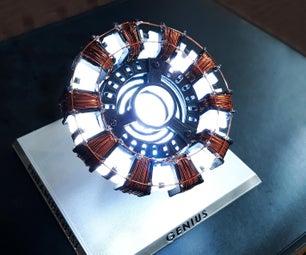 电弧反应堆- MARK I