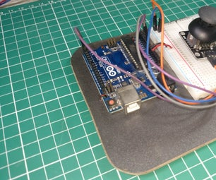 How to Connect and Use an Analog Joystick With an Arduino