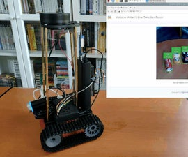Autonomous (LIDAR) Litter Detection Robot W/ Edge Impulse