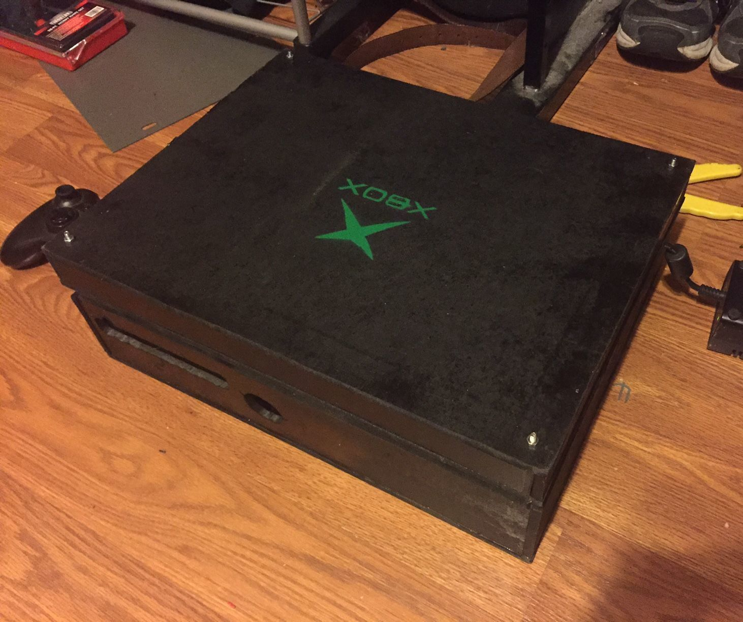 Portable Xbox 360 slim