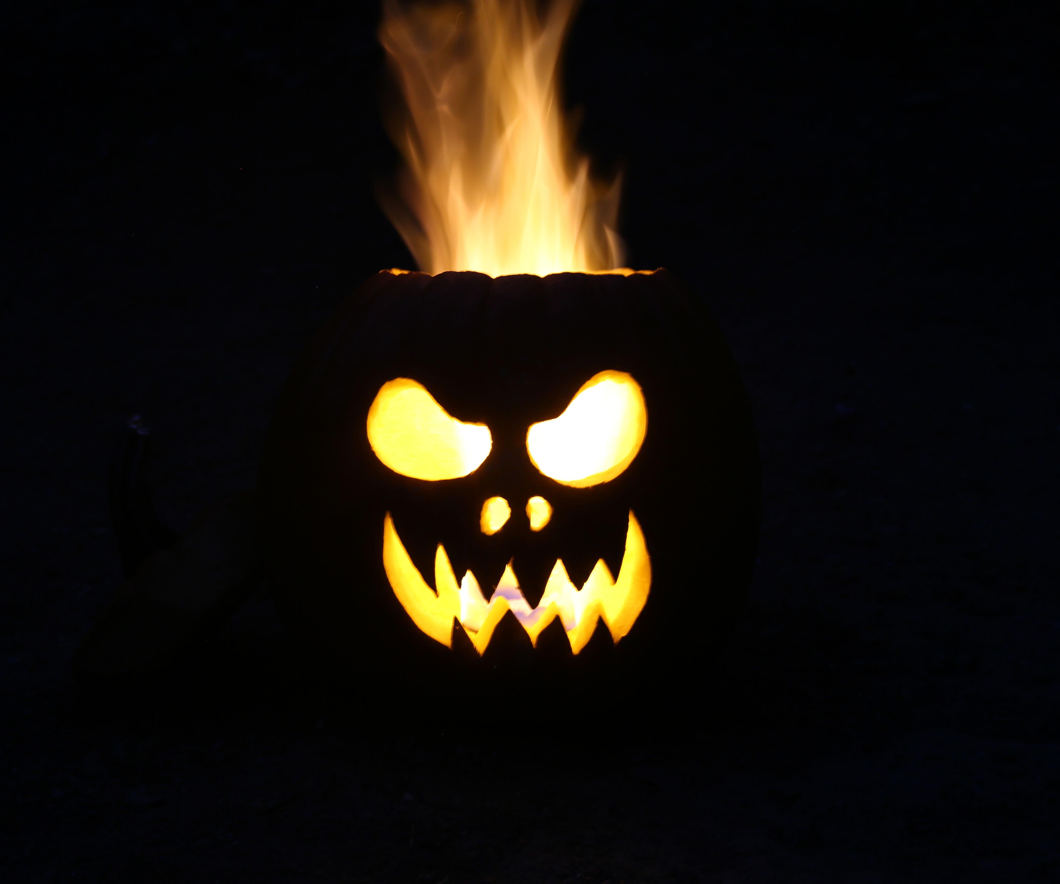 Flaming Jack