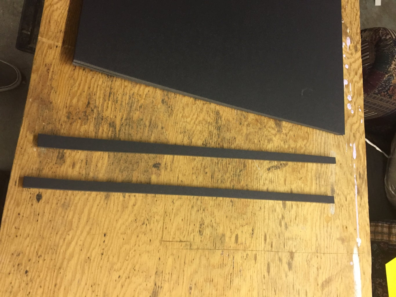 Cutting & Sizing Materials
