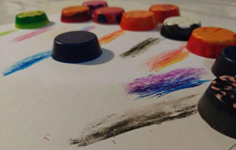 The Crayons Are Finished!