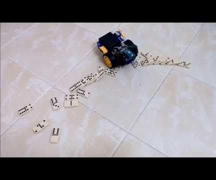 Arduino Robot ( kinda :D )