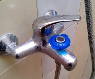 Shower Valve Diverter Hack