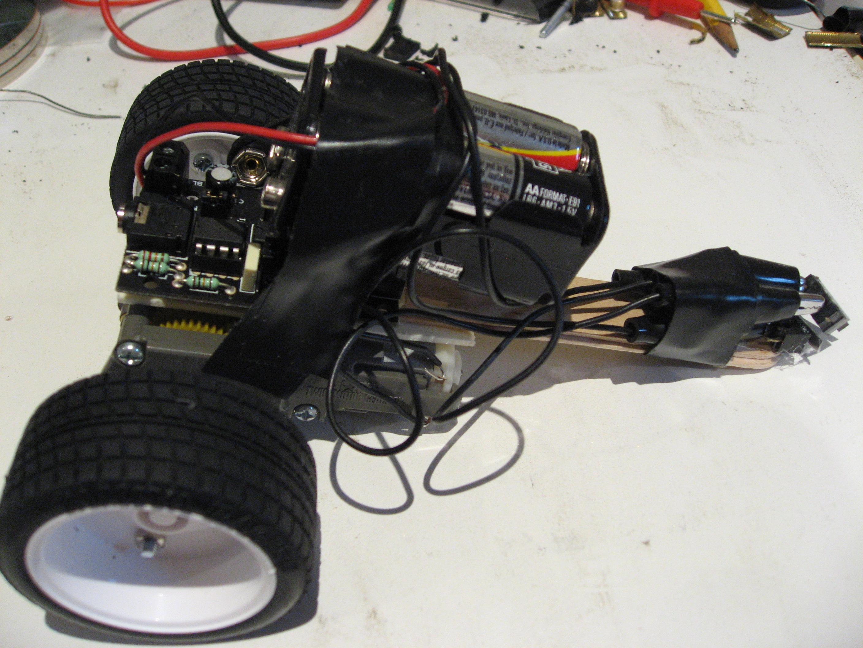 DIY Vivus the Robot