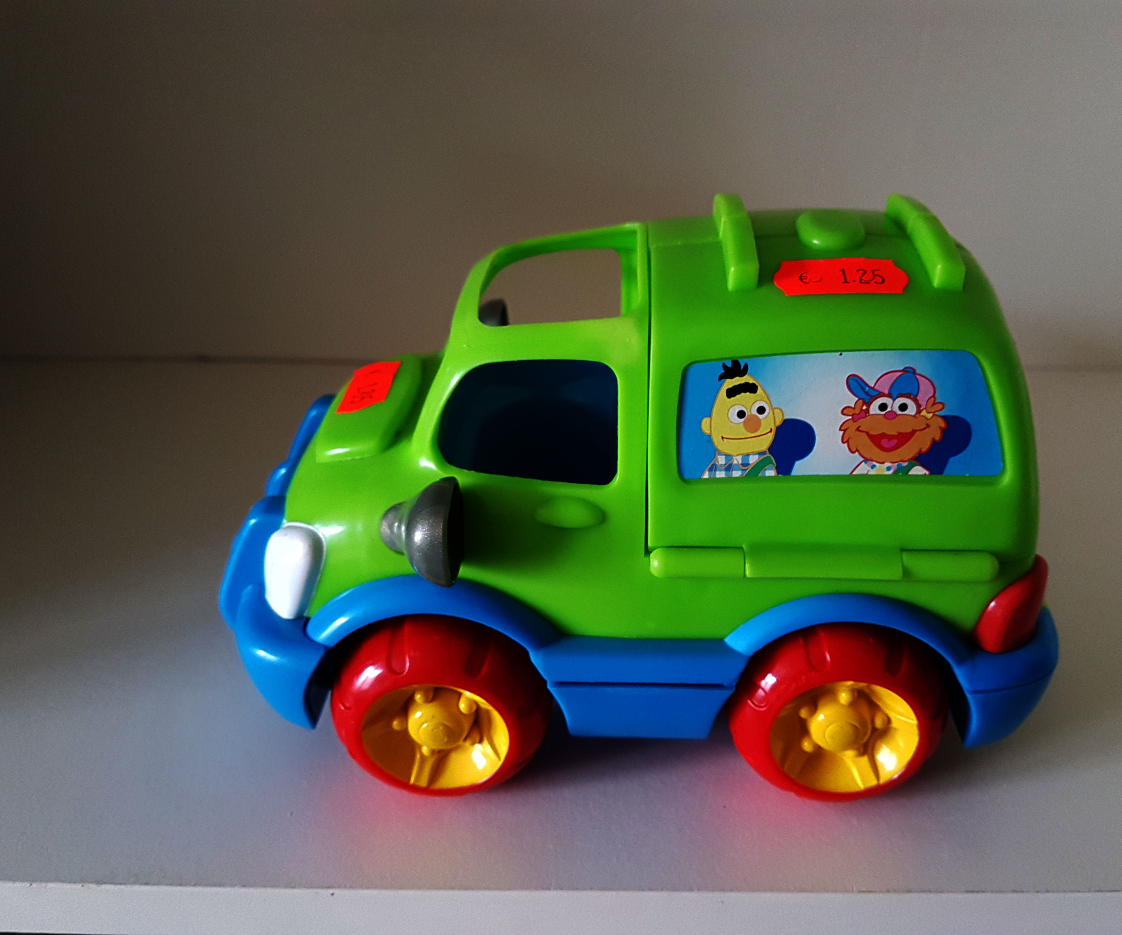 Arduino Controlled Toy Car