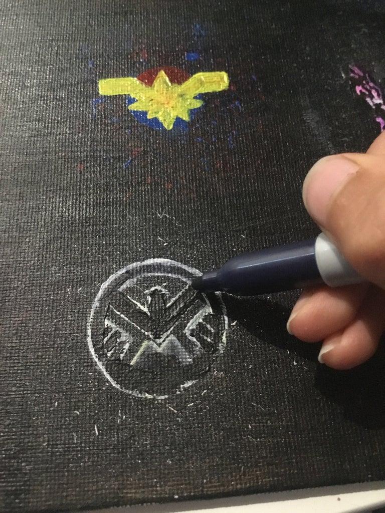 Step 3: Add the Symbols