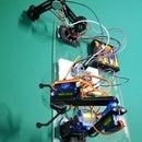 Arduino Servo Robot Arm Dummy Project