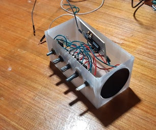 Arduino Atari Synth