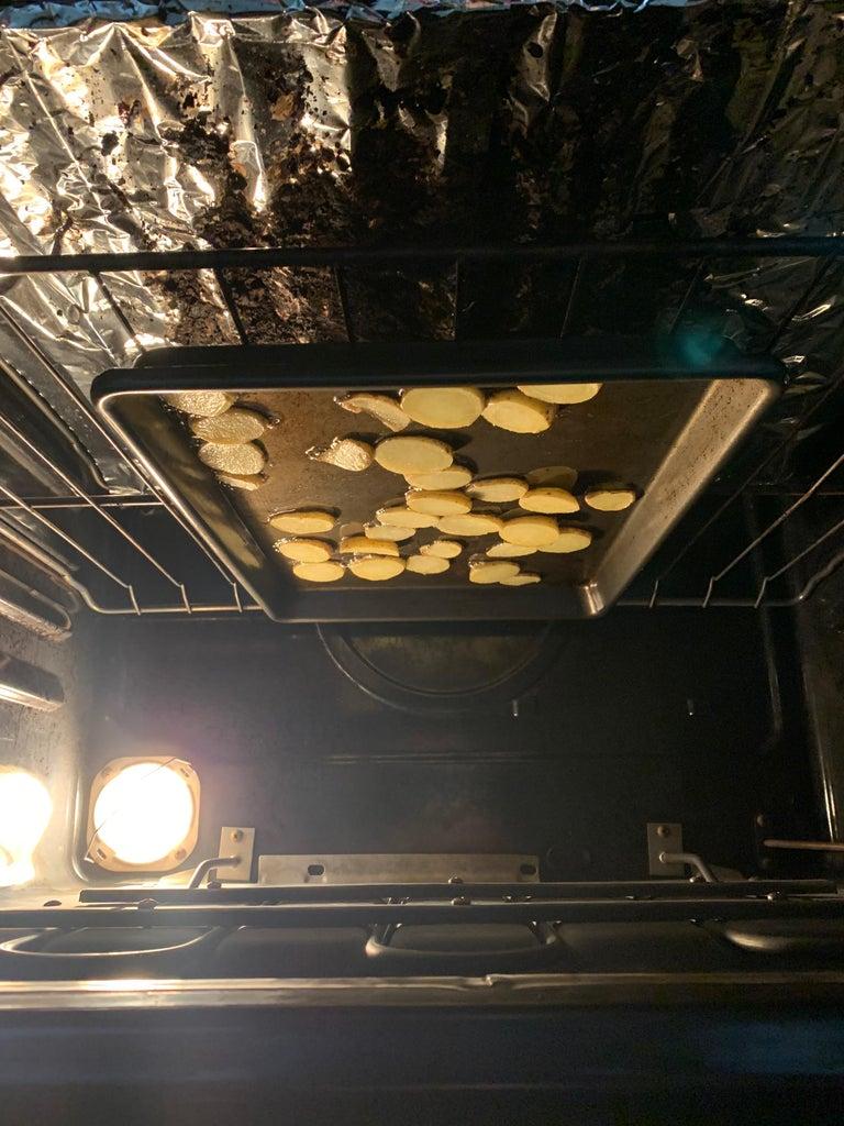 Preparing the Oven