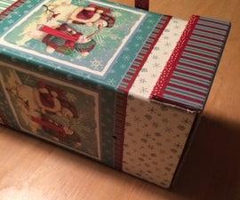 DIY Christmas Mailbox