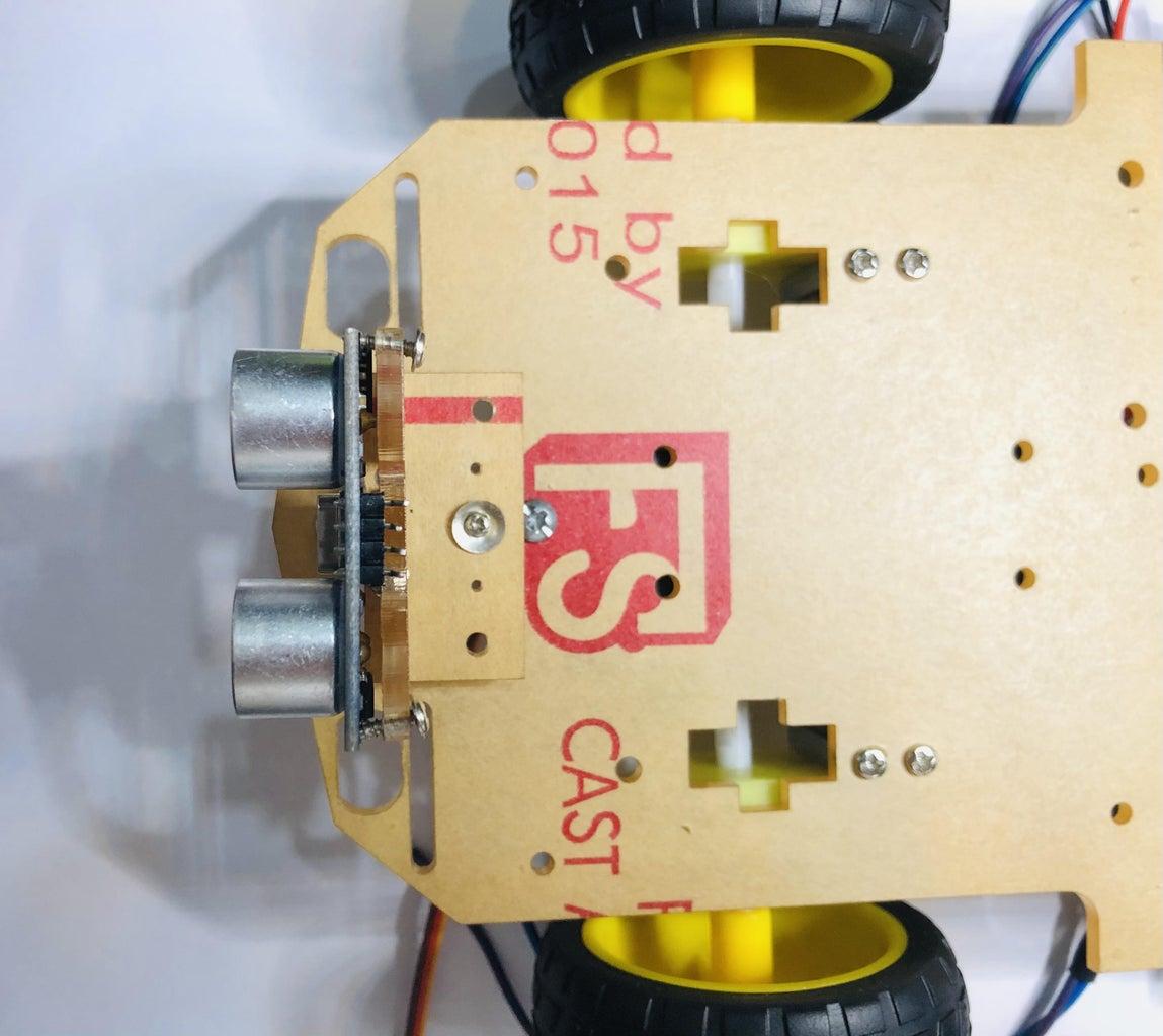 Assemble Your Robot's Parts