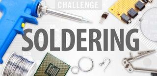 Soldering Challenge