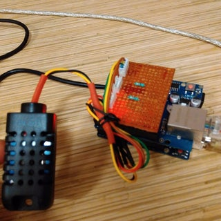 Send Sensor Data (DHT11 & BMP180) to ThingSpeak With an Arduino, Using Cable or WiFi (ESP8266) or Use ESP8266 Alone (UPDATED AUGUST 2016)