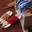 Build A Mini Foot-Pedal Weaving Loom