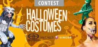 Halloween Costume Contest 2016