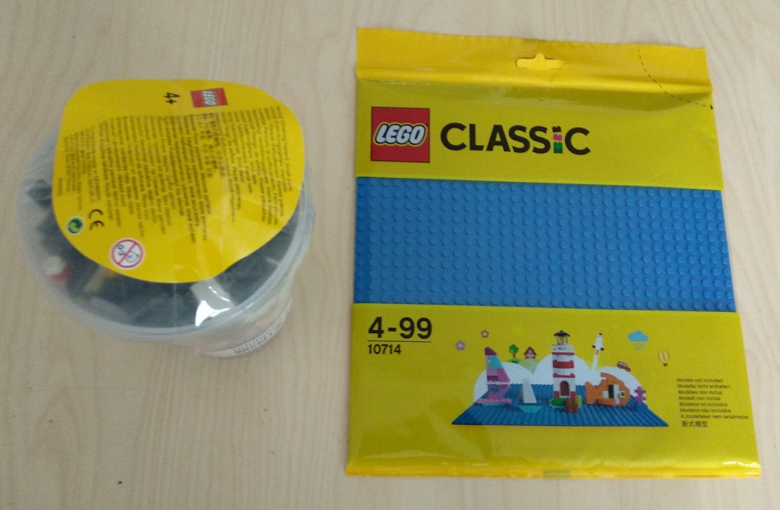 Build It! Materials and Layout of the LEGO Color SuDoku