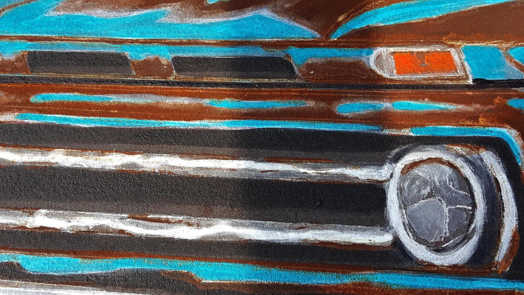 Chevy C10 Rat Rod