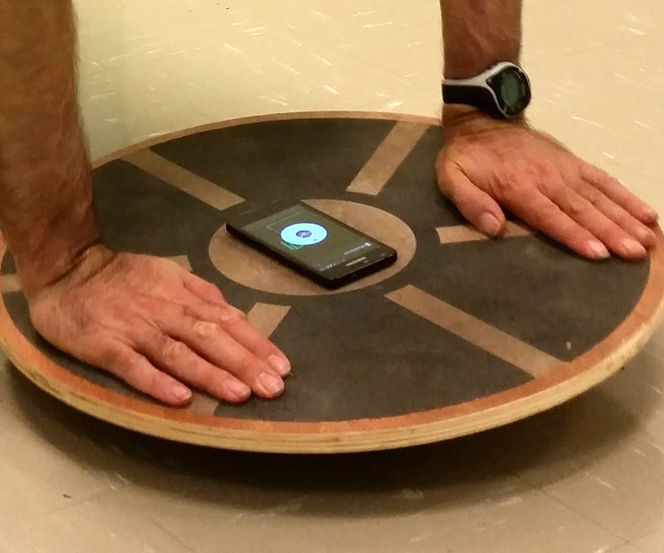 PlankPoint™: The planking board that's a game controller, joystick, or mouse