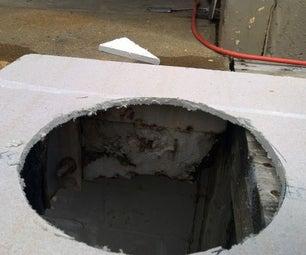 Make a Hole With Dremel!