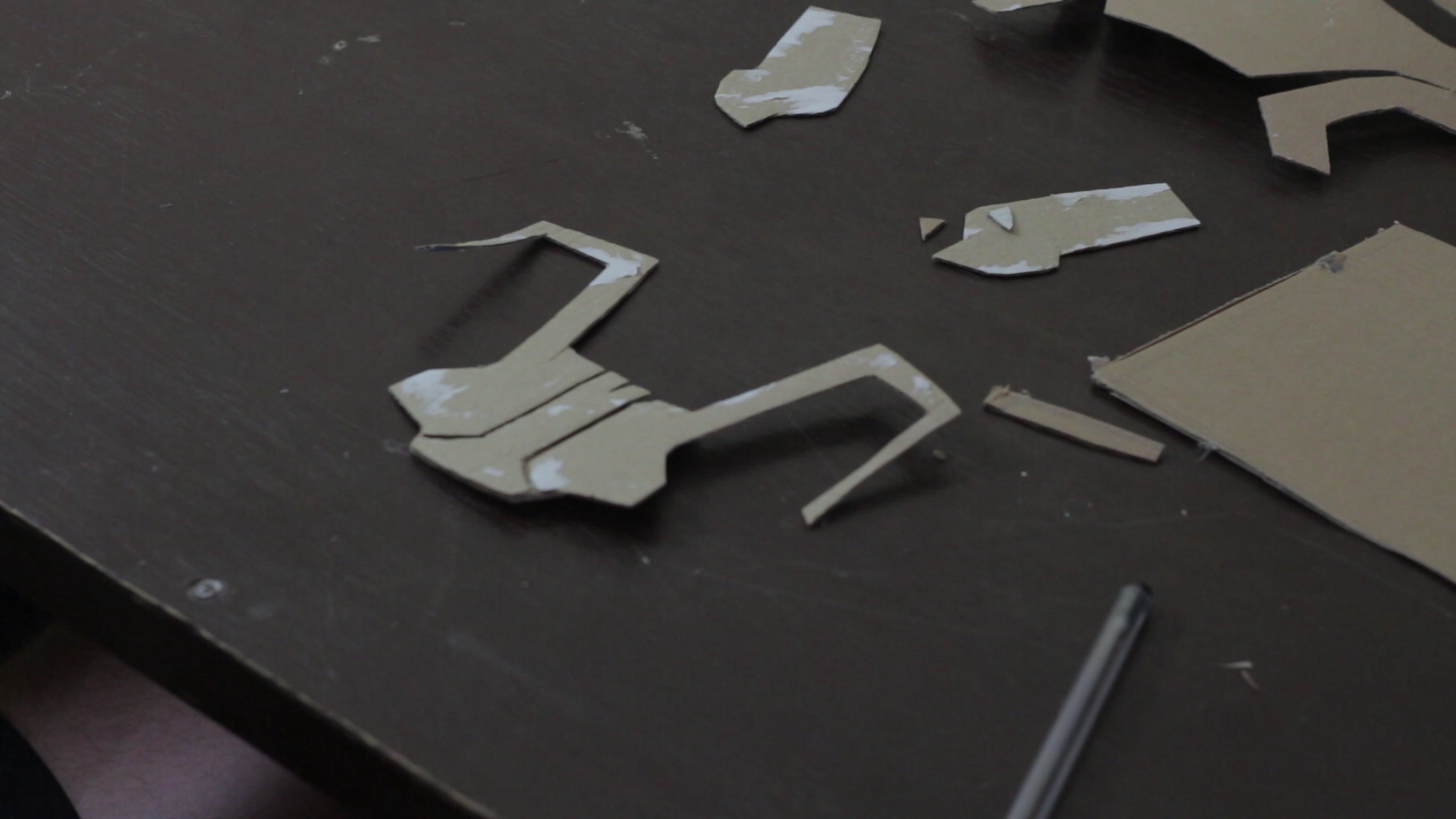 Gluing the Pieces!