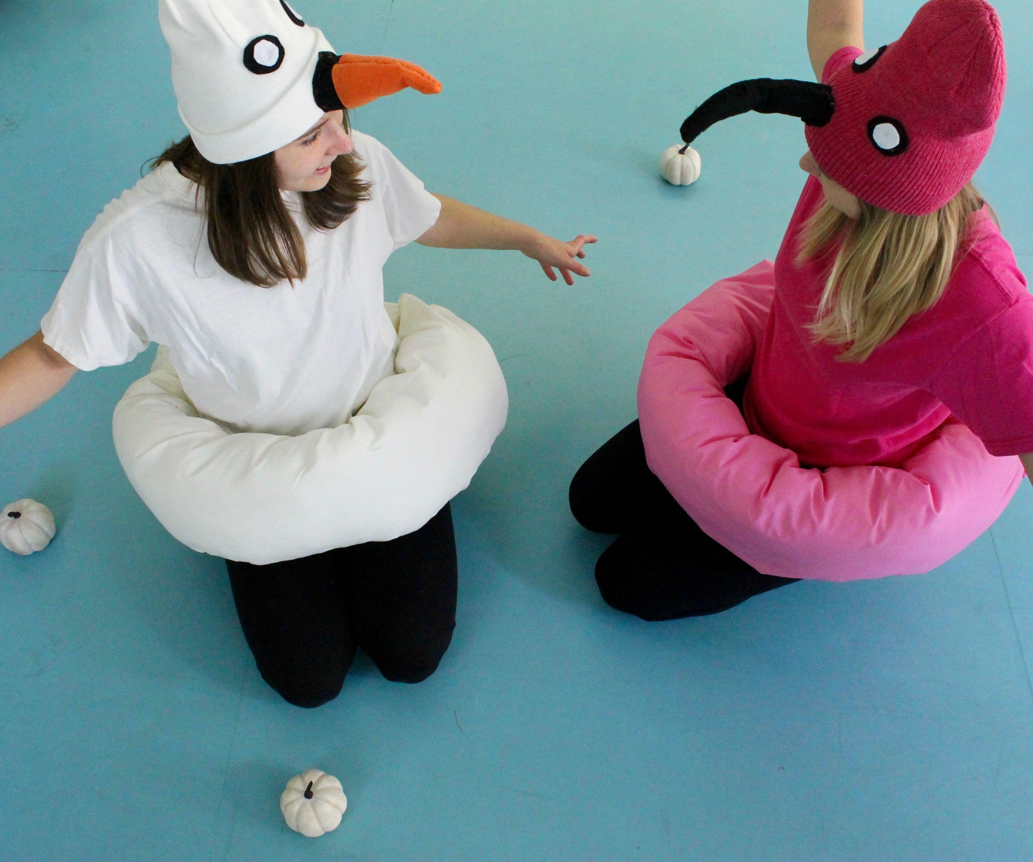 Halloween Pool Float Costumes