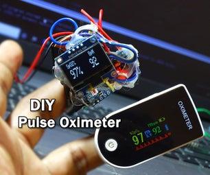 DIY脉搏血氧计