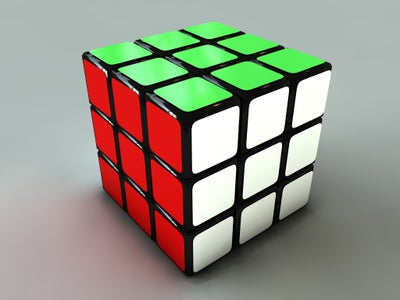 How to Solve a Rubik's Cube (With Simple Move Notation)