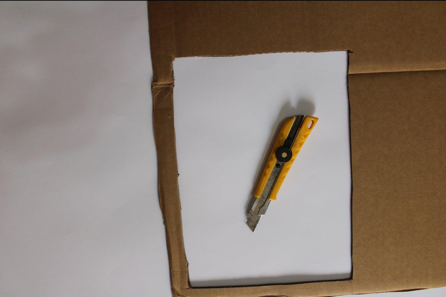 Cut the Box Paper