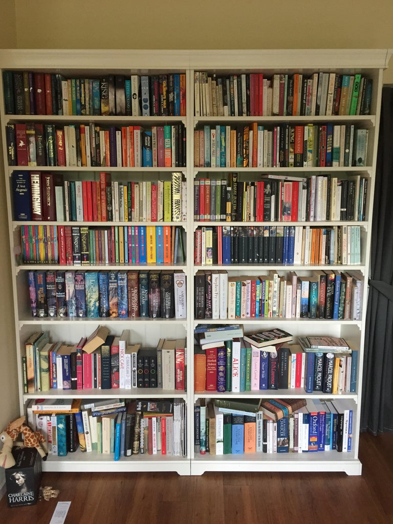 Solve the Puzzle - Filling and Finalising Your Bookcase