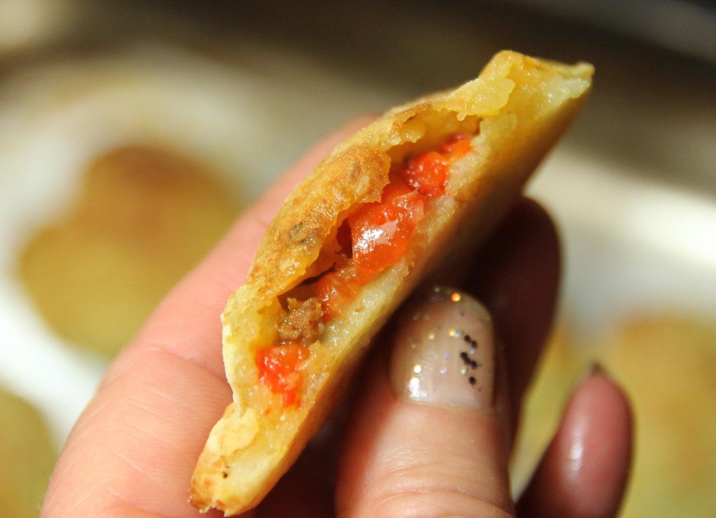 Mazagran Party or Snack Assortment -  French Mini Potato Pies